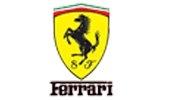 Logo de la marca Ferrari