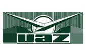 Logo de la marca UAZ