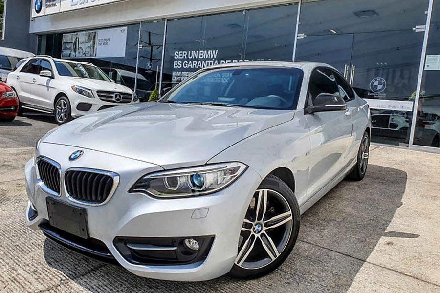 BMW 220i 2017