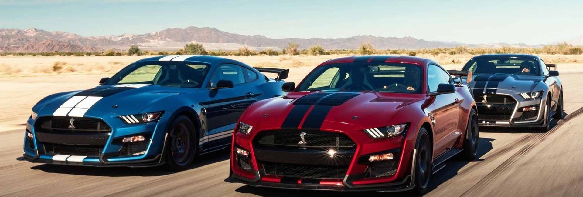 Ford Mustang Shelb GT500 2020